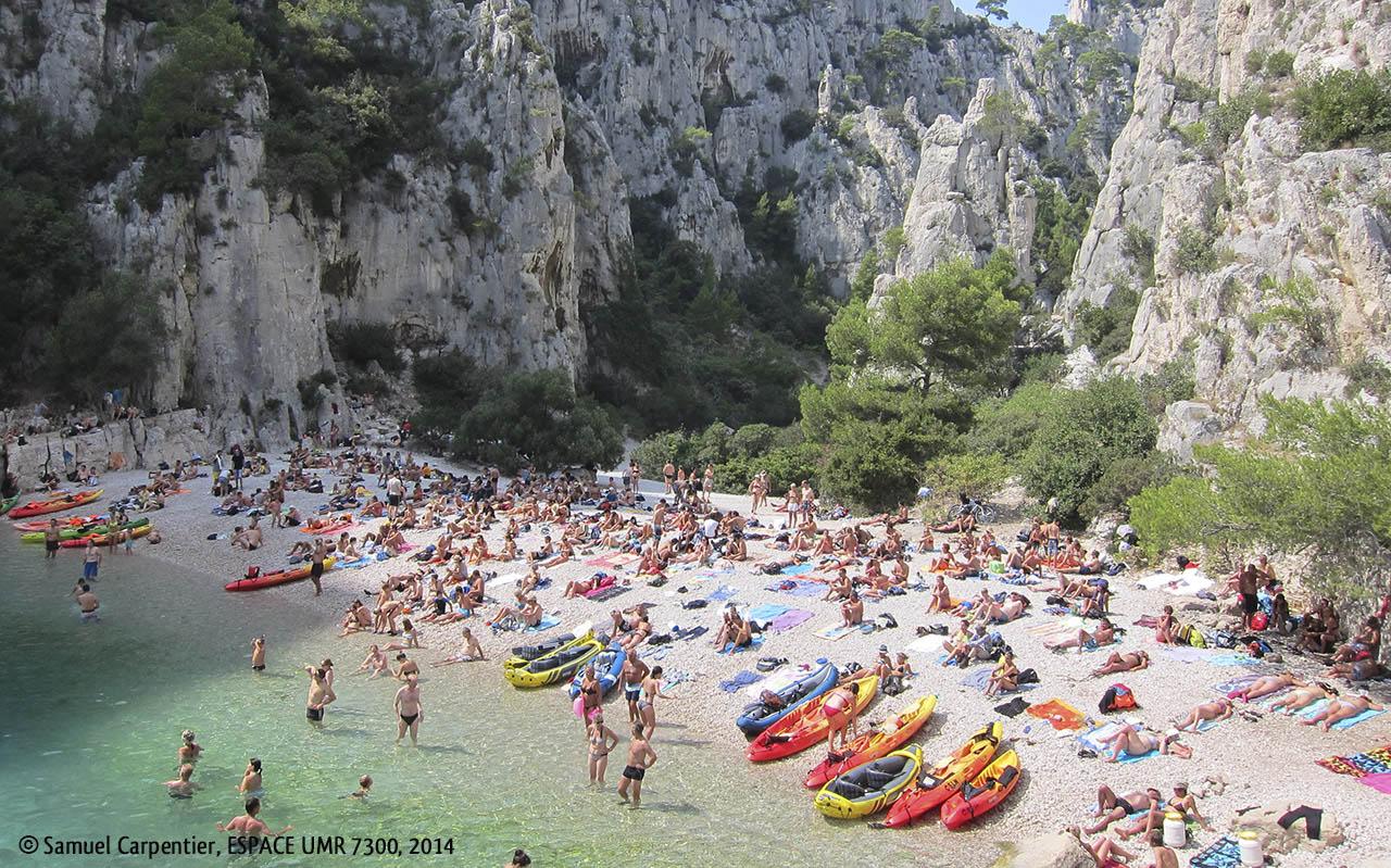 activités balnéaires, Calanques, Bouches-du-Rhône